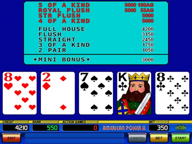 poker american 2 download