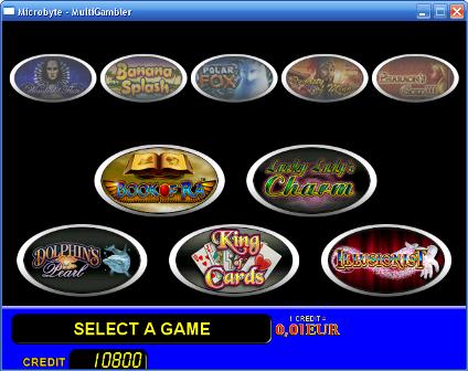 Эмуляторы игровых автоматов: Novomatic, Mega Jack