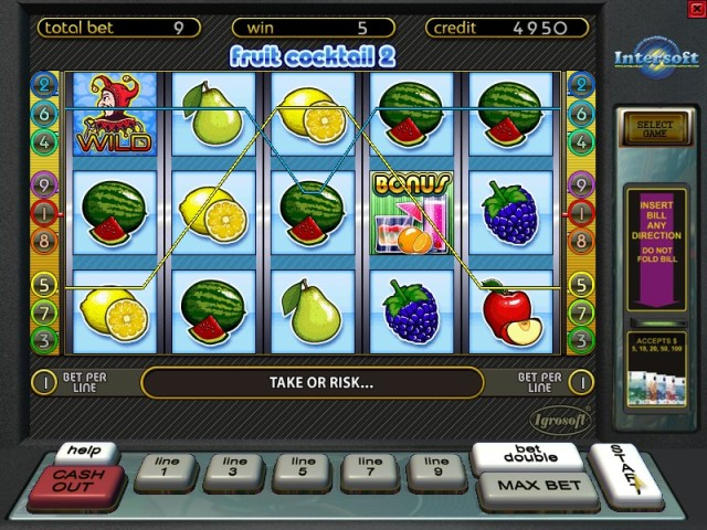 Play gremlins slot machine online