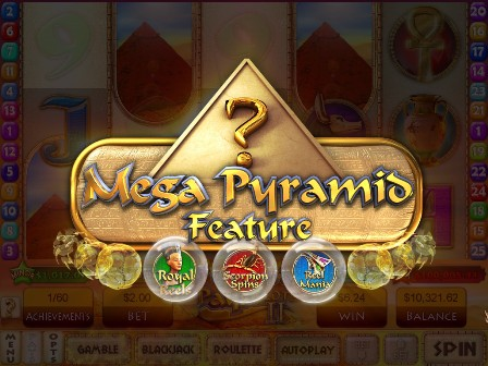 Pyramides Slot Machine - Play Online for Free Money