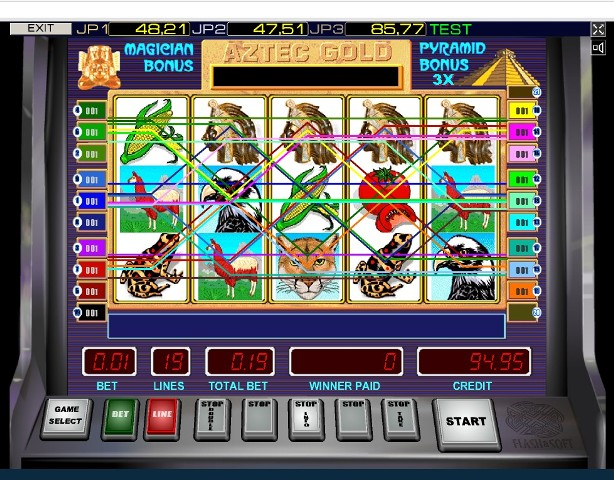 casino euro slot multi game