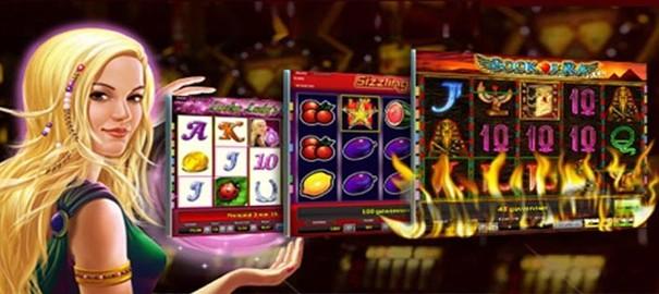 Игровые автоматы Atlantis на Андроид